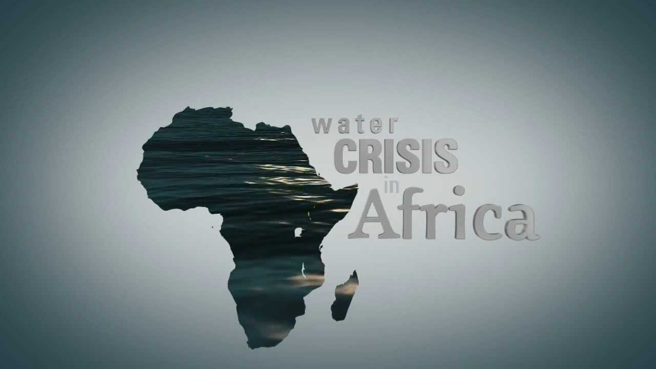 water crisis in Africa